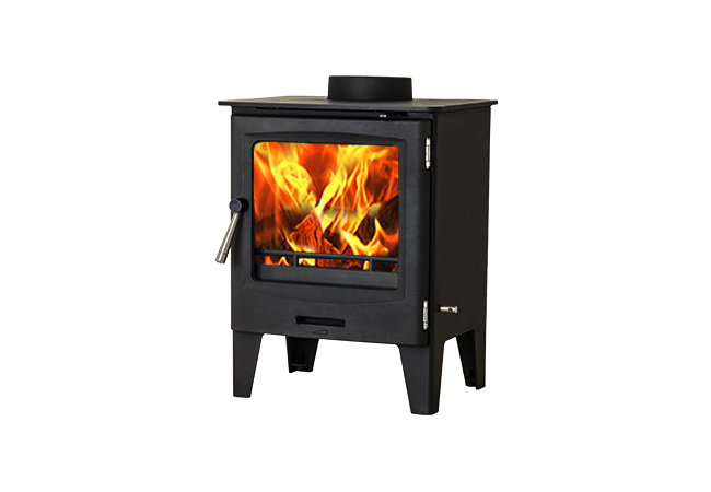Aarrow Ecoburn Plus 4 - Multi Fuel and Wood Burning Stove from Natural Heating